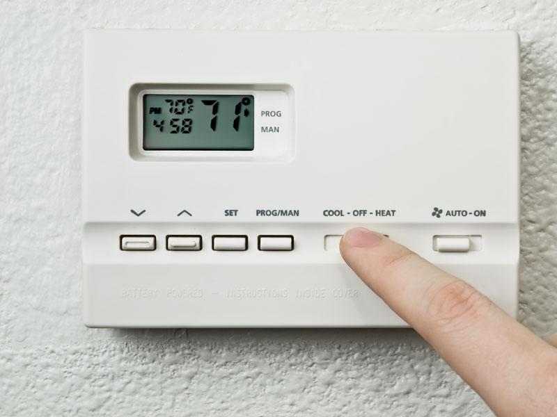 heating system winter